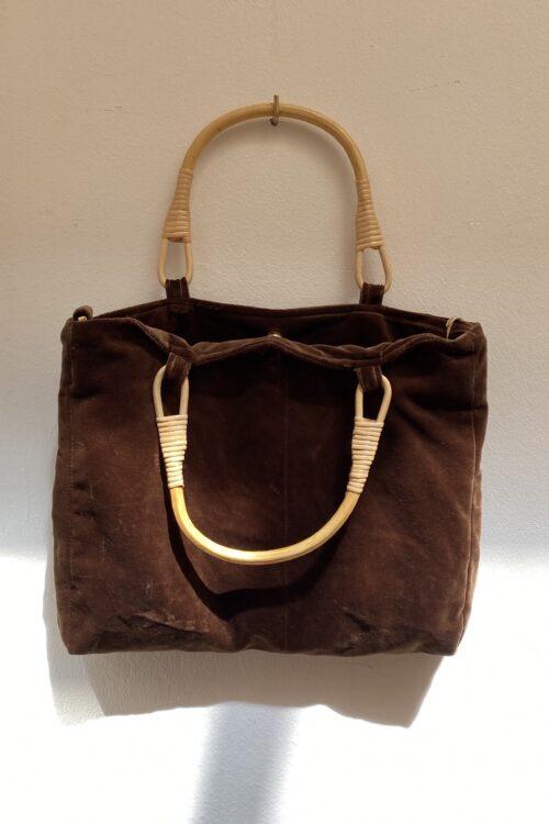 The-bamboo-hand-bag-marron-du-cap-novembreatelier